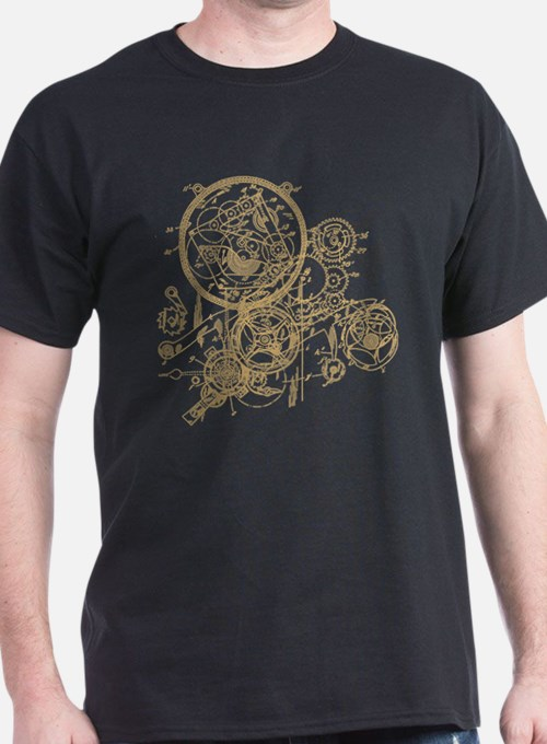 Clockwork Collage T-Shirt