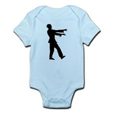 Cool Zombie walking dead Infant Bodysuit