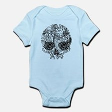Clockwork Skull Infant Bodysuit