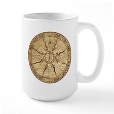 Old Compass Rose Mug