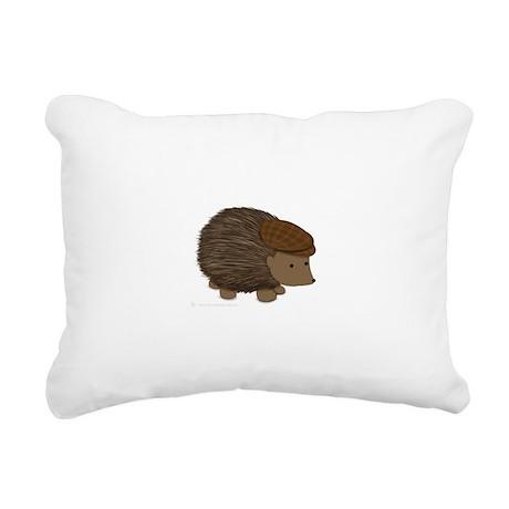 Jawn Rectangular Canvas Pillow
