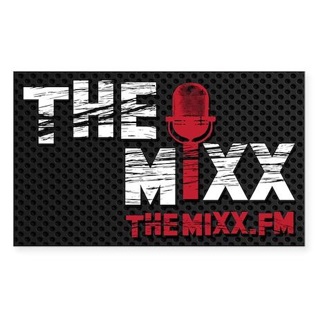 MIXX Sticker (Rectangle)