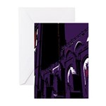 Haunting Cathedral Greeting Cards (Pk of 20)