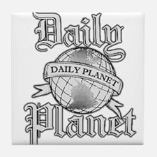 Daily Planet Tile Coaster