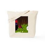 Mini Frankenstein Tote Bag