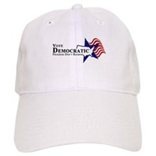 Vote Democratic Progress Baseball Cap