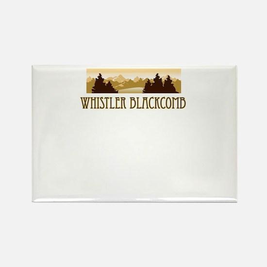 Whistler Blackcomb ski resort truck stop tee Recta