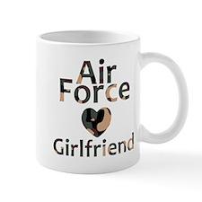 AF Girlfriend Camo Mug