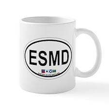 Eastern Shore MD - Oval Design. Mug