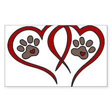 Puppy Love Decal