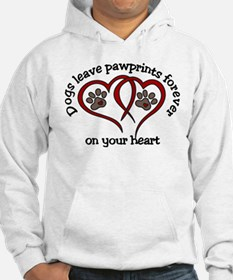 Pawprints Jumper Hoody