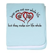 Our Life Whole baby blanket