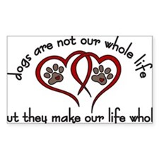 Our Life Whole Decal