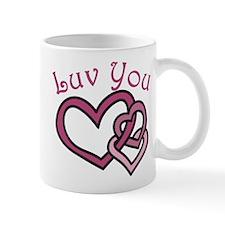 Luv You Mug