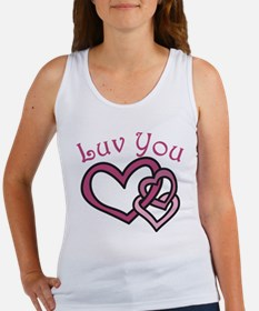 Luv You Women's Tank Top