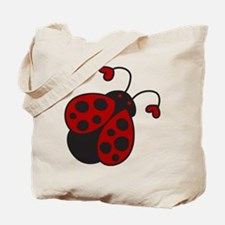 Ladybug Tote Bag