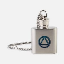 Cute Sobriety Flask Necklace