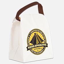 Mayan Apocalypse Canvas Lunch Bag