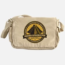 Mayan Apocalypse Messenger Bag