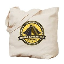 Mayan Apocalypse Tote Bag