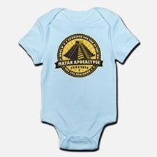 Mayan Apocalypse Infant Bodysuit