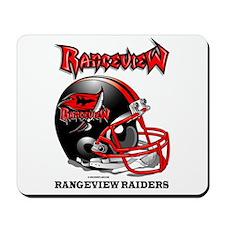 Rangeview Raiders Football Mousepad