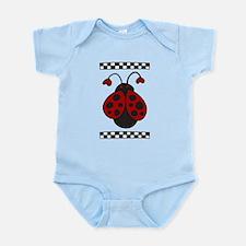 Ladybug Bug Infant Bodysuit