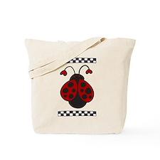 Ladybug Bug Tote Bag