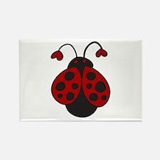 Ladybug Bug Rectangle Magnet