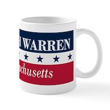 Warren for Massachusetts Mug