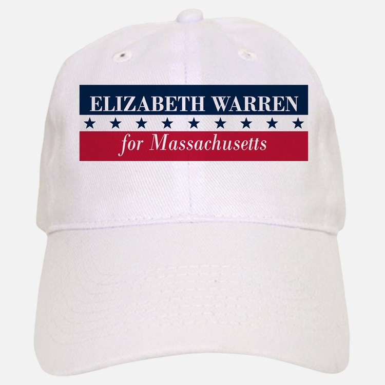 Warren for Massachusetts Cap