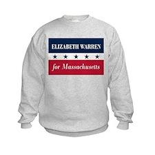 Warren for Massachusetts Sweatshirt