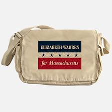 Warren for Massachusetts Messenger Bag