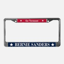 Bernie Sanders for Vermont License Plate Frame