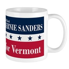 Bernie Sanders for Vermont Small Mug