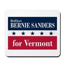 Bernie Sanders for Vermont Mousepad
