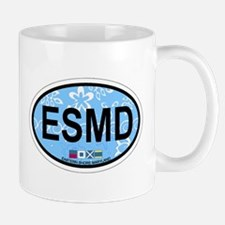 Eastern Shore MD - Oval Design. Mug