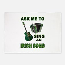 IRISH SONG 5'x7'Area Rug