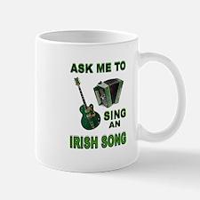 IRISH SONG Mug