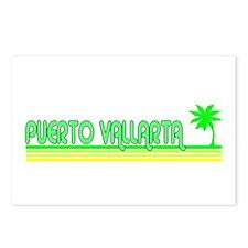 Vintage puerto vallarta Postcards (Package of 8)