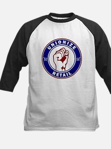 Unionize Retail Kids Baseball Jersey