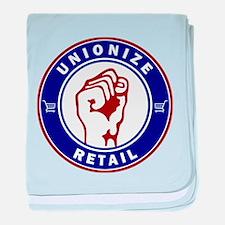 Unionize Retail baby blanket