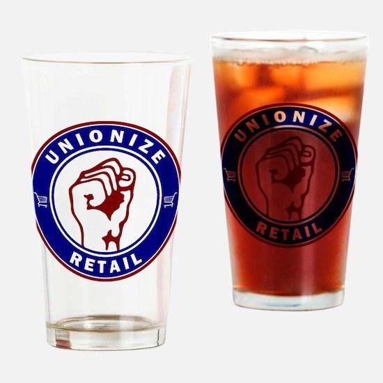 Unionize Retail Drinking Glass
