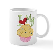 Love Muffin Mug