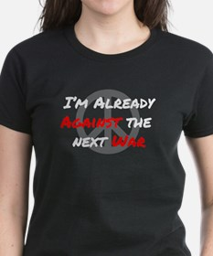 Already Against War Tee