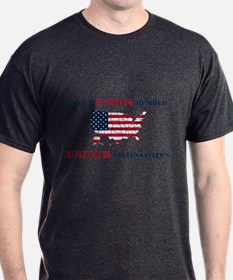 Proud Union Member US Citizen T-Shirt