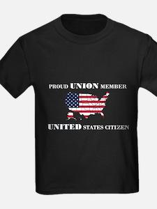 Proud Union Member US Citizen T