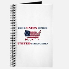 Proud Union Member US Citizen Journal