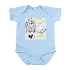King Of The Vinyl Infant Bodysuit