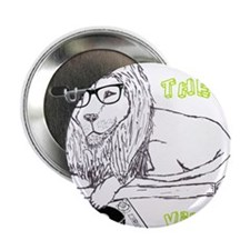 "King Of The Vinyl 2.25"" Button"